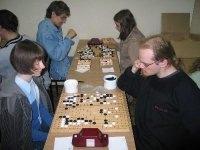Turniej w Instytucie Psychologii AB przy ulicy Staffa, 9 maja 2004